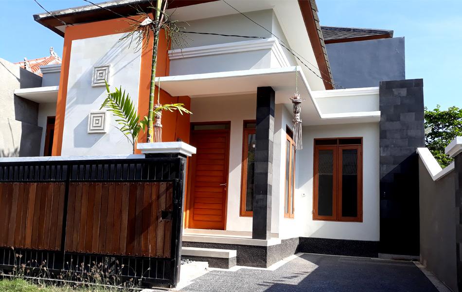 Rumah Dijual Di Denpasar Bali Rumah Baru Siap Huni